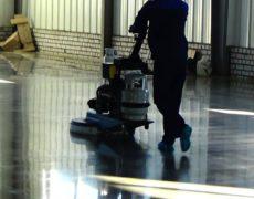 Полировка бетона