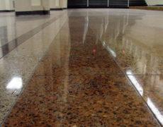Полировка бетона 2