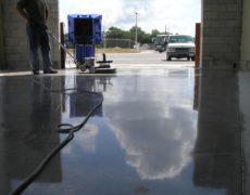 Полировка бетона 3