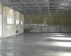 Подготовка к шлифованию бетона