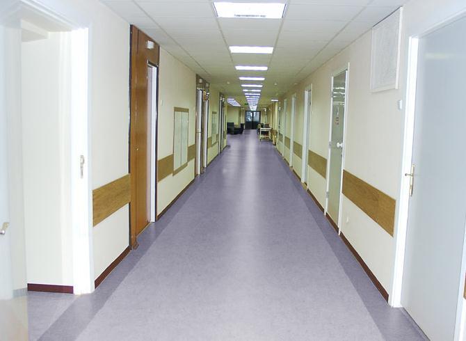 Наливные полы для медицинских учреждений 6
