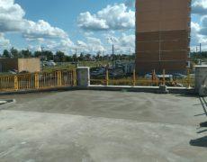 Открытый паркинг ЖК Белорусский квартал (5)