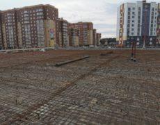 Открытый паркинг ЖК Белорусский квартал (3)